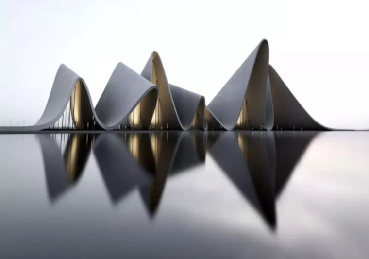 这些奇特的建筑设计,有点撩人