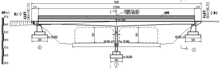 多种天桥类图纸(斜拉/拱桥/箱梁等)_4