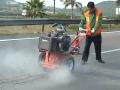 沥青路面灌缝技术及材料要求