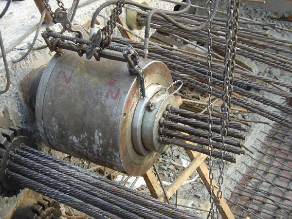 预应力张拉及管道真空压浆施工技术培训