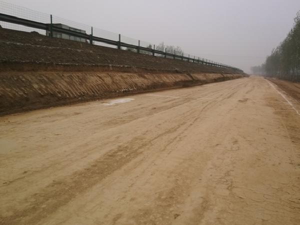 对砂性土路基施工质量控制的认识