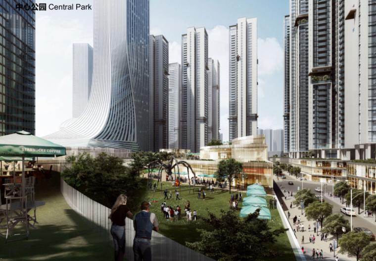 [深圳]金地工业区旧城改造概念设计方案文本_8