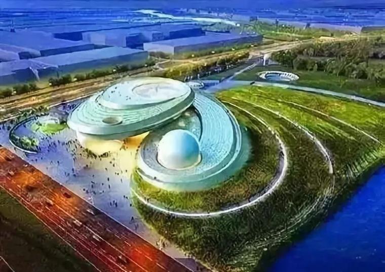 上海天文馆BIM案例(附精品BIM案例)_13
