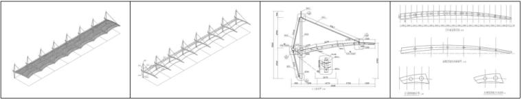 精选!10篇不同类型膜结构施工图~_9