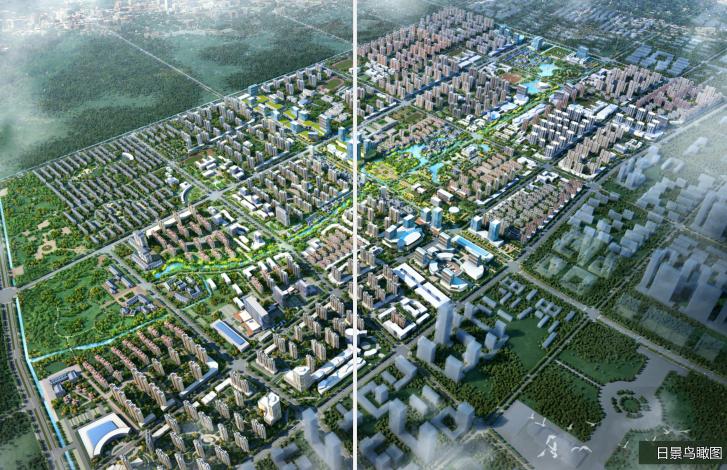 [山东]广饶老城区改造规划及局部城市设计-城市规划景观设计-土木资料网