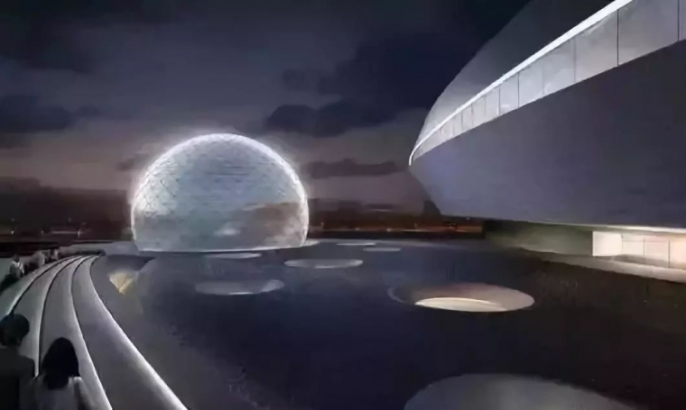 上海天文馆BIM案例(附精品BIM案例)_12