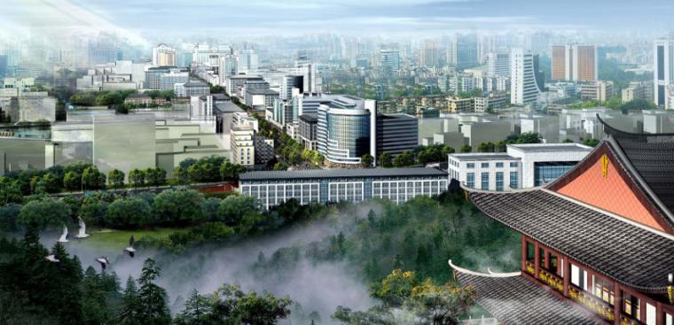 [福建]福州道路街道沿线改造及城市设计