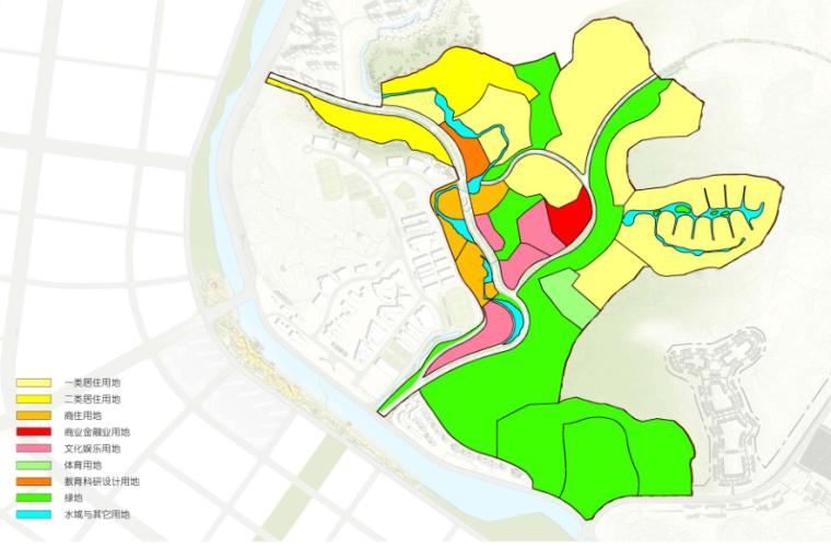 [四川]养生湿地公园生态旅游度假区规划方案_9