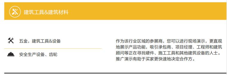 国外建材展——2020年迪拜五大行业展BIG5_4