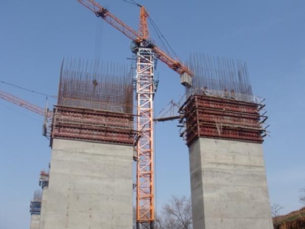 [广东]矩形薄壁高墩翻模施工方案汇报材料