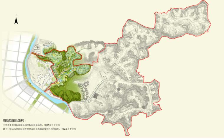 [四川]养生湿地公园生态旅游度假区规划方案_7