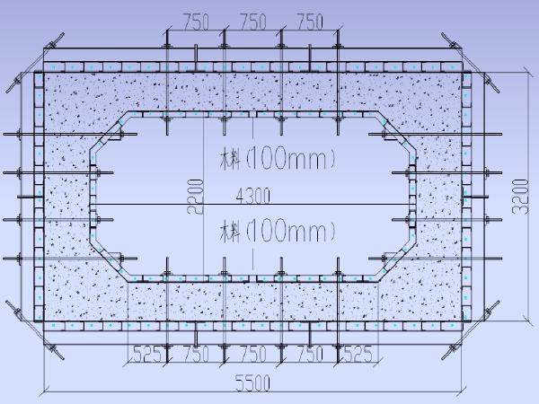 薄壁空心墩翻模施工工艺技术