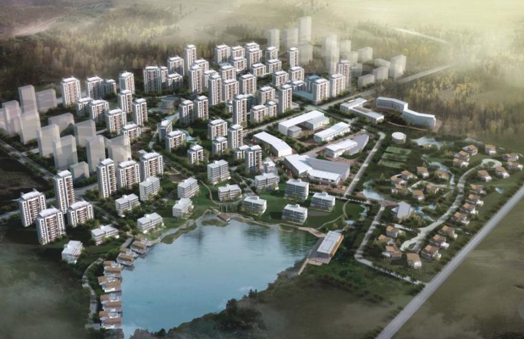 [天津]武清卓达养老社区改造规划设计方案