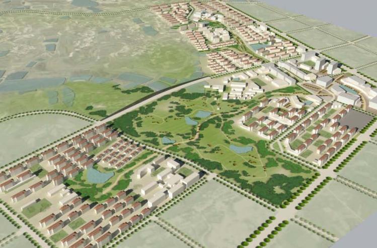 [湖北]武汉健康城项目规划概念方案文本
