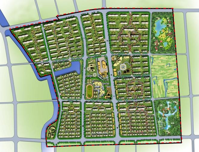 [上海]全配套养老社区规划方案文本,170页_1