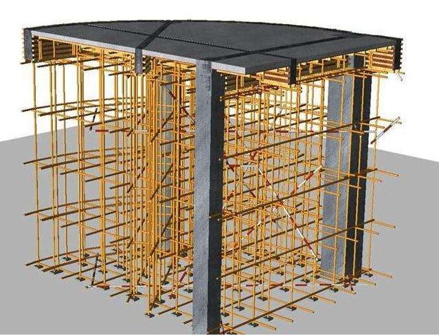 [宁德]万达广场高大梁模板施工方案专家论证