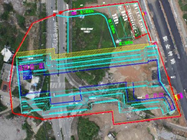 [厦门]轨道交通工程深基坑安全专项方案