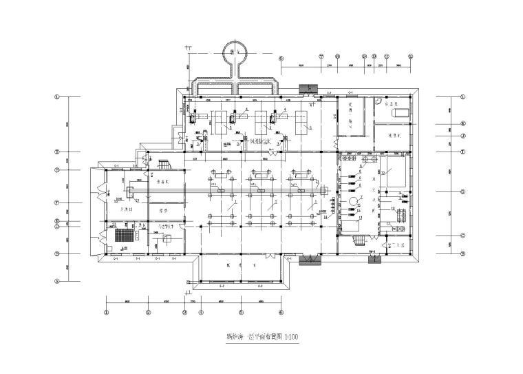 15万平米居住小区锅炉房工艺设计