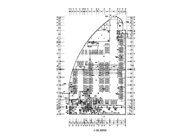 某26层办公楼暖通施工图