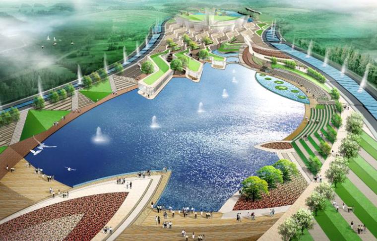 [山东]青岛世界园艺博览会规划方案文本