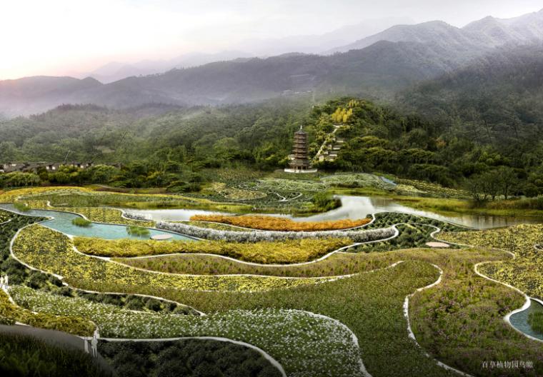 [重庆]南岸区镇云浮山生态公园规划方案文本