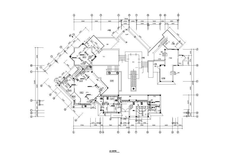 某别墅会所多联机系统设计图纸
