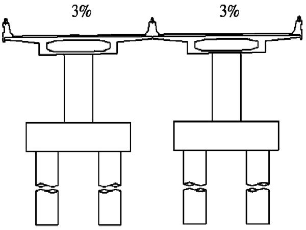 独柱墩跨线桥顶升更换支座施工方案