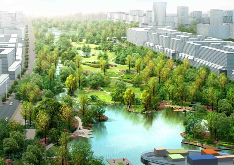 [四川]成都航空公园景观设计方案文本