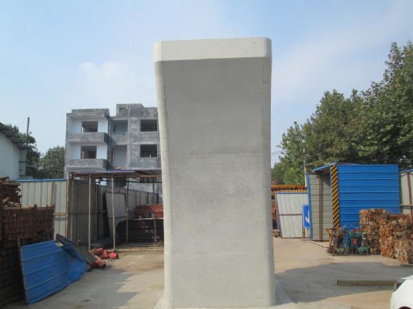 互通立交桥梁墩柱清水混凝土施工工法