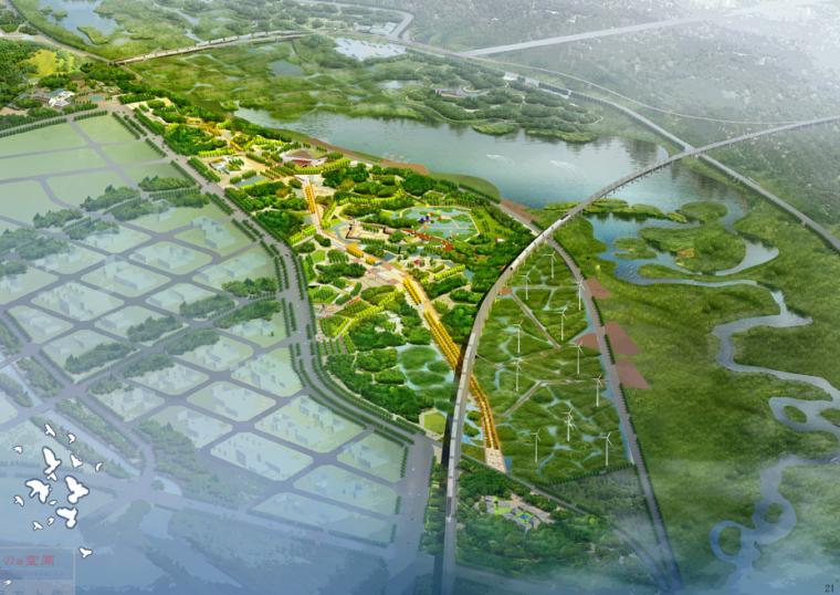 [北京]国际园林博览会园区规划设计方案文本