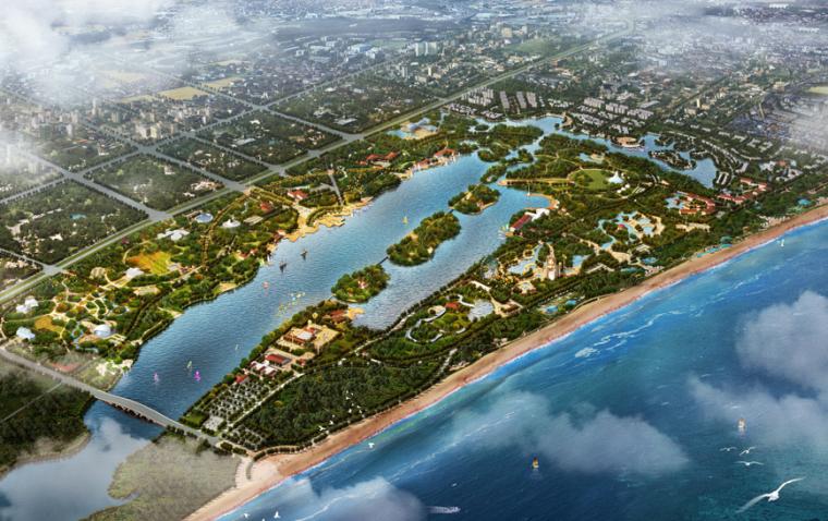 [山东]日照奥林匹克水上公园概念规划