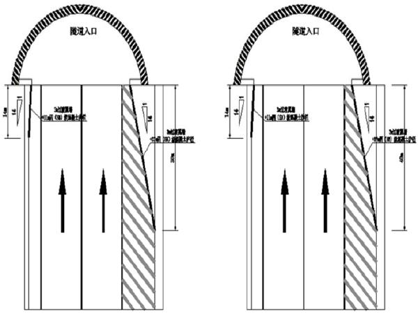 隧道提质升级工程(交安设施)设计图纸、标文