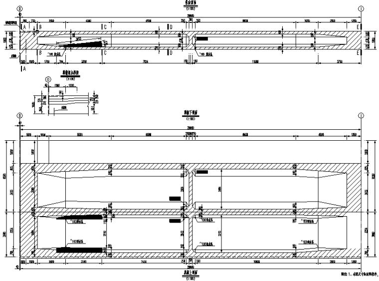 国际机场道路桥梁扩建工程图纸(1个多G)_7