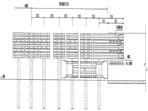 高速公路波形梁护栏改造工程施工图