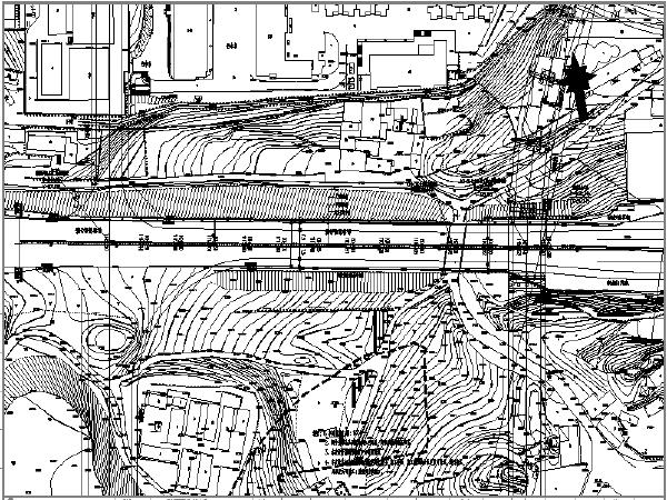 国际机场道路桥梁扩建工程图纸(1个多G)_1