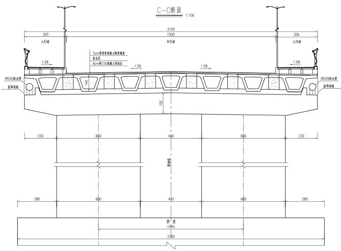 跨洪渡河大桥工程施工图(含招标文件)_4