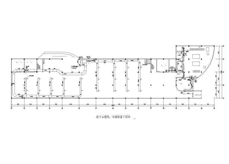 14层星级宾馆暖通施工图