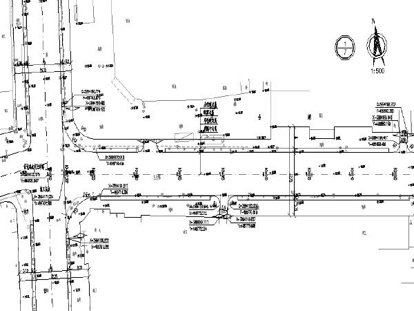 市政道路环境提升工程初设图含招标文件