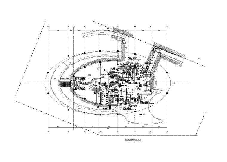 2010世博会沙特馆暖通施工图