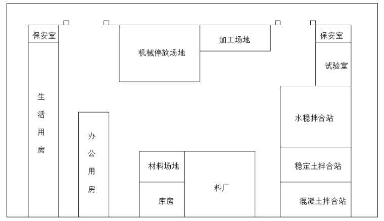 童乐广场一期室外配套工程施工技术标2016年