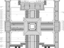 [浙江]乌镇老年公寓社区景观施工图+方案