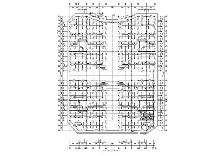 某2万平商场中央空调施工图