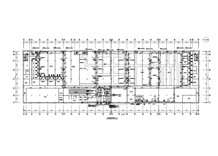 太阳能厂房舒适性空调系统设计图