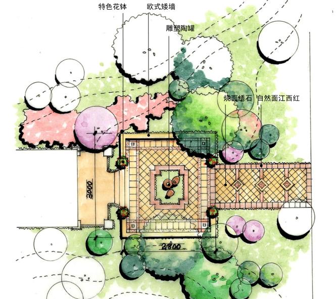 [辽宁]中海车辆厂居住区景观方案文本