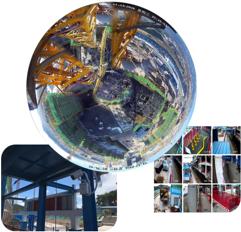 智慧工地——视频监控及火情监测子系统