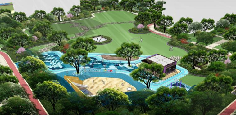 [江苏]居住区景观深化设计-儿童活动区设计