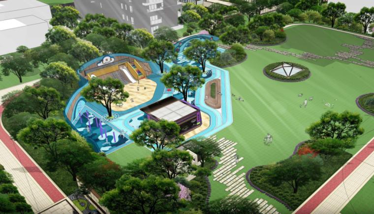 [江苏]居住区景观深化设计-儿童活动区设计_2