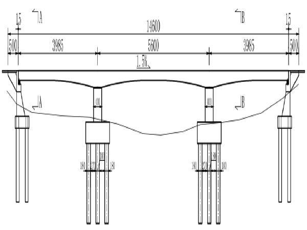 (40+56+40)m公路预应力混凝土连续梁桥设计