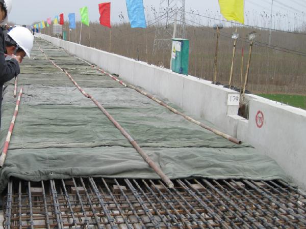 新建高速铁路桥梁、路基冬季施工方案