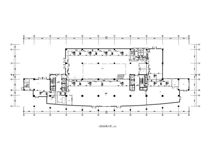 16层办公楼暖通设计(主机为3台螺杆)